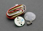 Walkera QR X800 FPV GPSクワッドローター - レッドLEDボード