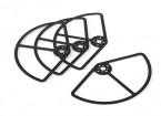 4の250クラスレーサー(5インチ)を設定するためのプロペラガード