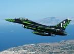 イタレリ1/48 F-16ファイティングファルコン特別カラーモデルキット