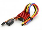 TrackStarスポーツマン60A、1/10スケールセンサードブラシレスカーESC(ROARがAPPROVED)