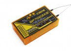 OrangeRx SF7003XSフタバFHSS互換性7CHの2.4GHzの受信機FS /ワット、Sバス&3軸スタビライザー