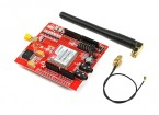 SIM900 GSM / GPRS ICOMSAT拡張ボード