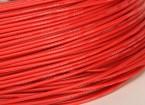 Turnigyピュアシリコーンワイヤー18AWG 1メートル(赤)