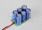 Turnigy電圧プロテクター550000uf(1.4sec)