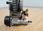 Scratch and Dent Vertex VX18 Side Exhaust Nitro Car Engine with Pullstart (Side)