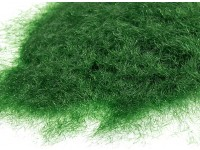 3mm Static Grass Flock - Dark Green (250g)