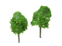 HobbyKing Model Railway Scale Trees 115mm (2 pcs)