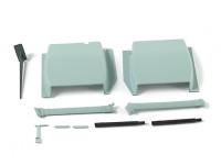 Durafly™ Bf.109E 1100mm - Scale Plastic Parts