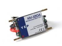 Hobbyking YEP 120A HV(4〜14S)マリンブラシレススピードコントローラ(オプト)