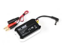 Fatshark FPV  - ヘッドセットのバッテリー7.4V 1800mAhの