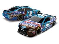 NASCAR Diecast Lionel Racing Kyle Busch Snickers Crispier 2017 Toyota Camry 1:24 ARC