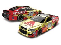 Lionel Racing Dale Earnhardt Jr Axalta Service King 2017 Chevrolet SS 1:24 ARC Diecast Car