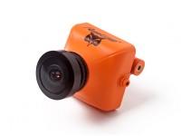 RunCamフクロウプラス700TVLミニFPVカメラ - オレンジ(NTSC版)