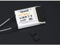 FrSky V8R7-II 2.4GHzの7CHレシーバー