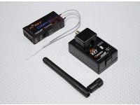 双葉ためFrSky DF 2.4GHzのコンボパック/モジュール&RXワット