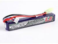 Turnigyナノテクノロジーの1200mAh 3S 15〜25CリポAIRSOFTパック