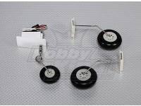 スティンガー64(サーボ付)EDFオプションのランディングギアセット