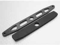 バッテリーホルダー(炭素繊維) -  A2003T、110BS、A2010、A2027、A2029およびA2035