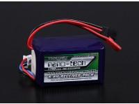 Turnigyナノテクノロジー1700mAh 2S2P 20〜40℃のLiFePO4受信機パック