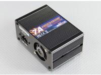 HobbyKing 105ワット7Aコンパクトパワーサプライ(100V〜240V)