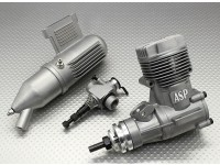 ASP S46A 2ストロークグローエンジン
