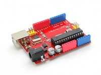 Kingduino宇野R3にてサポートされているマイクロコントローラ - アトメルATmega328