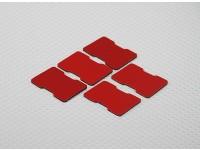 ZYXフライバーレスシステムエアプレーンエアプレーンジャイロマウントパッド(5枚/袋)