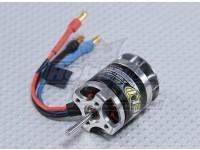 ブラシレス450ヘリモーター(400ワット)4S Turnigy L2815H-2700