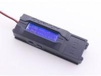 バックライト付きLCDディスプレイNEO-6 U-Bloxを持つQuanum GPSロガーV2