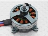 Turnigy AX-2204Cの1450KV / 70Wブラシレスアウトランナーモーター