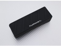 Turnigyシリコーンリポバッテリープロテクター(1600-2200mAh 3S-4Sブラック)110x35x25mm