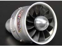 4200ワット(10S) - 博士マッドは90ミリメートル12ブレード合金のEDF 1000kvスラスト