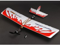 HobbyKing®™スロースティックブラシレスパワード飛行機EPO /炭素繊維1160ミリメートル(PNF)