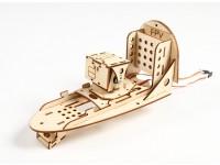 360degとパン、チルトコックピットは、サーボとベースを移動します