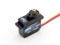 Turnigy™MX-M801マイクロMGサーボ2キロ/ 0.10sec / 12グラム