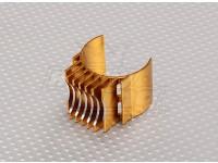 ゴールドアルミモーターヒートシンク540/550/560(36ミリメートル)