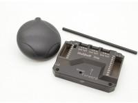 MultiWiiのPROフライトコントローラとMTK GPSモジュールに設定された場合