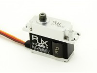 RJX FS-0390HVハイトルクミニサーボ12.3キロ/ 45グラム/ 0.053sec