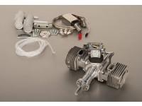 5.5HP 53ccツインシリンダーガスエンジン