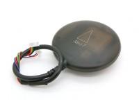 コンパスと台座のマウントUbloxネオ7M GPS
