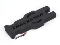 TrackStar 1/10&1/12スケールツーリング/パンカーメンテナンススタンド(ブラック)(1個)