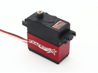 TrackStar TS-621MGデジタル1/8スケールトラギーステアリングサーボ21.2キロ/ 0.14sec / 57グラム