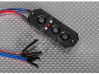 パワーボックスセンサー電子スイッチバッカー