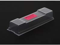BittydesignリアHARDウイング車ボディツーリング190ミリメートル1/10用 - ウルトラチャージ