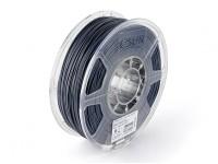 ESUN 3Dプリンタのフィラメントグレー1.75ミリメートルPLA 1KGロール