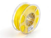 ESUN 3Dプリンタのフィラメントイエロー1.75ミリメートルPLA 1KGロール