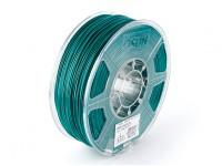 ESUN 3Dプリンタのフィラメントグリーン1.75ミリメートルABS 1KGロール