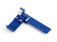 HobbyKing™アルミマリンラダーアセンブリ(ブルー)