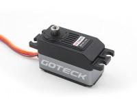 Goteck DC1511SデジタルMG高トルクロープロファイルカーサーボ12キロ/ 0.09sec / 45グラム