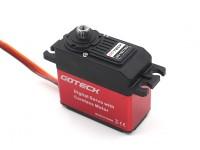 Goteck HC1627S HVデジタルMGハイトルクSTDサーボ29キロ/ 0.14sec / 53グラム